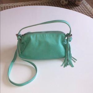 Tiffany Color Handbag
